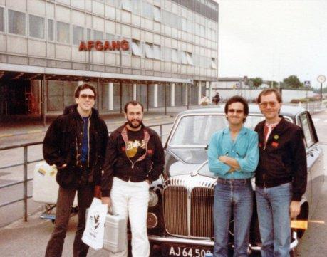 robert palmer band in copenhagen_summer_1981